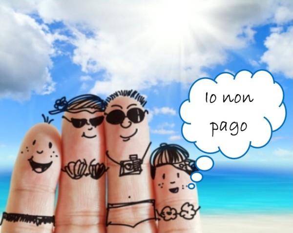 Happy Family: vacanza dedicata alle famiglie composte da 4 persone