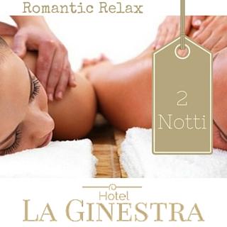 Romantic Relax: una fuga romantica tra relax e benessere.
