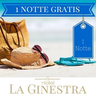 Notte Gratis Hotel La Ginestra